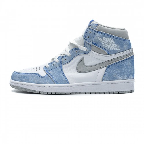 Nike Air Jordan 1 High OG GS Hyper Royal 555088-402