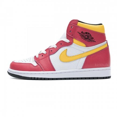 Nike Air Jordan 1 High OG 'Light Fusion Red' 555088-603